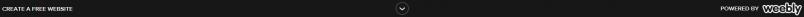 """La barre de publicité présente sur les sites Weebly """"non premium"""""""