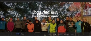 Exemple de site Webnode :  Jogg and Run